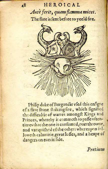 Pg 048 Emblem Books Penn State University Libraries Digital Collections