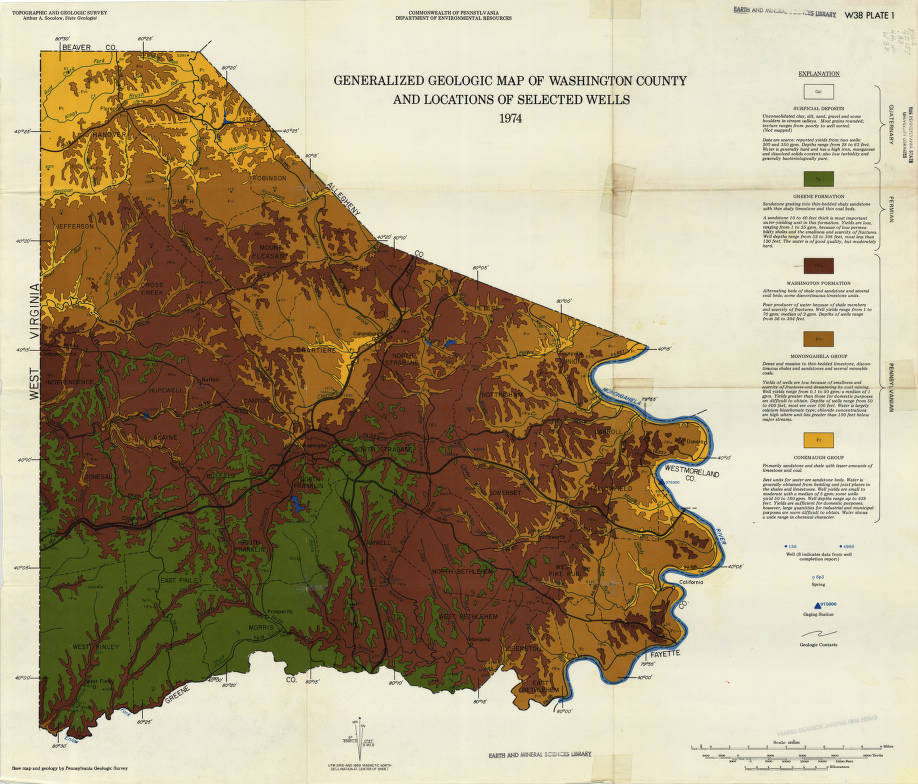 Generalized geologic map of Washington County and locations ... on ancient map of washington state, detailed map of washington state, map of volcanoes in washington state, soil map of washington state, topological map of washington state, geological features in washington, northwest coast of washington state, geographic center of washington state, geographical map of washington state, rock map of washington state, precipitation in washington state, recreational map of washington state, historical landslides in washington state, geological maps of nebraska with legend, agenda 21 map washington state, mineral map of washington state, forest map of washington state, geologic features of washington state, gold creeks of washington state, thematic map of washington state,