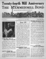 The Hammermill Bond. Volumes 5-8, 1922-1926.