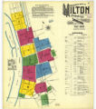 Insurance maps of Milton, Northumberland County, Pennsylvania, Dec. 1906