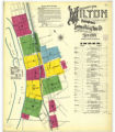 Insurance maps of Milton, Northumberland County, Pennsylvania, Nov. 1901