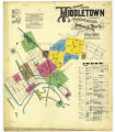 Insurance maps of Middletown, Dauphin County, Pennsylvania, Feby. 1896