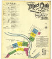 Insurance maps of Mauch Chunk, Carbon Co., Pennsylvania, Feby. 1896 : and East Mauch Chunk