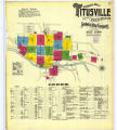 Insurance maps of Titusville, Crawford Co., Pennsylvania, May 1904.