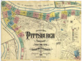 Insurance maps of Pittsburgh, Pennsylvania. Vol. 1, 1884