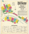 Insurance maps of Rochester, Beaver County, Pennsylvania, August 1908 : including boroughs of...