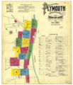 Insurance maps of Plymouth, Luzerne County, Pennsylvania, Oct. 1907