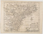 A new and accurate map of North America. : including the British Acquisitions gain'd by the late...