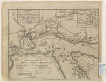 A plan of the River St. Laurence, from Sillery to the fall of Montmerenci. : with the operations...