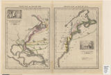 First map, or map of 1578 : [of the east coast of the United States] ; Second map, or map of 1620.