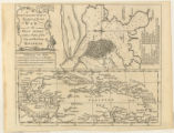 A new & accurate map of the seat of the late war in the West Indies. : with a plan of the city...