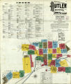 Insurance maps of Butler, Butler County, Pennsylvania, Feb'y 1906