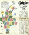 Insurance maps of Chambersburg, Franklin County, Pennsylvania, Oct. 1910