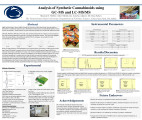 Analysis of Synthetic Cannabinoids using GC-MS and LC-MS/MS