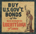 Buy U.S. gov't. bonds of the Second Liberty Loan of 1917